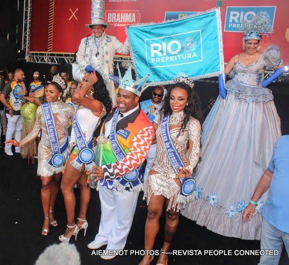 Rio de Janeiro escolhe sua Corte para o Carnaval 2020