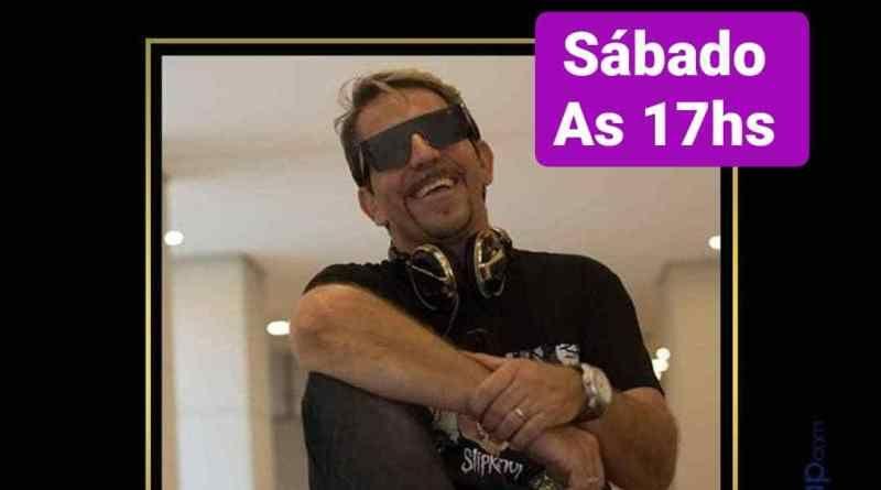 Dj Português vai colocar as mamães para dançar axé em sua live deste sábado (09)