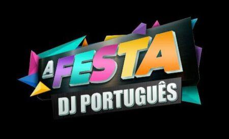 DJ Português circula em festas badaladas do Rio de cara nova