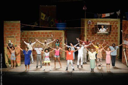 Espetáculo Favela 2 - A gente não desiste!
