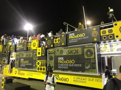 Skol anuncia Trio Pagodão sem cordas e outras novidades para o Carnaval deste ano